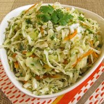 Mexican Coleslaw is the perfect complement to tacos