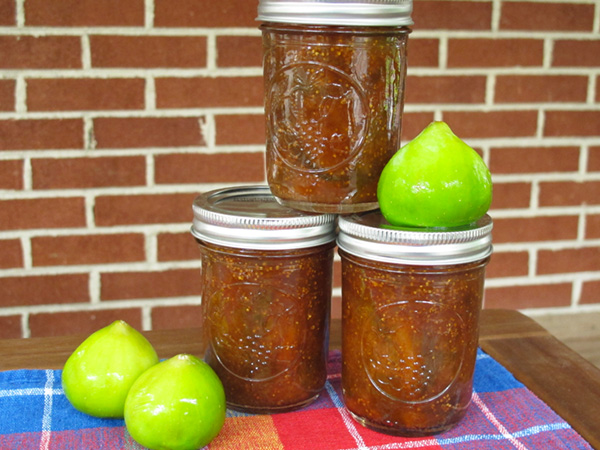 Slow Cooker Fig Preserves