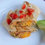 Zucchini Bean and Cheese Burritos are not only super fast and easy to make but they are budget friendly to coming in at less than $1 per serving