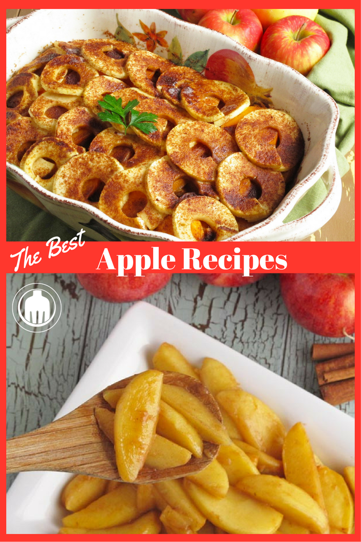 The best apple recipes for Thanksgiving or any time taking advantage of in-season, crisp apples