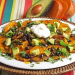 Loaded Sweet Potato Nachos