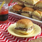 The Best and Easiest Cheeseburger Sliders
