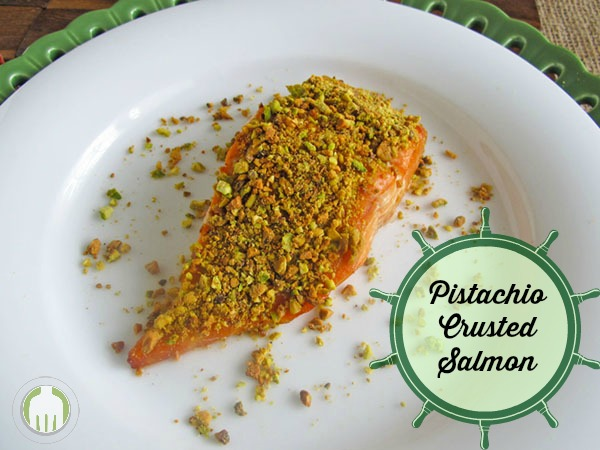 5 recipes to make your kids fish lovers my menu pal for Pistachio crusted fish