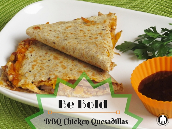 BBQ Chicken Quesadillas are a fun spin on traditional quesadillas and sure to please your family!