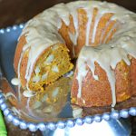 Pumpkin Pear Bundt Cake
