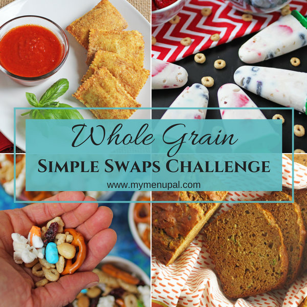 #ad In honor of September as National Whole Grain Month we teamed up with General Mills to challenge you to eat more whole grains every day. We have some simple swaps to help you reach your daily goal, plus some new recipes for easy, family-friendly whole grain goodness.