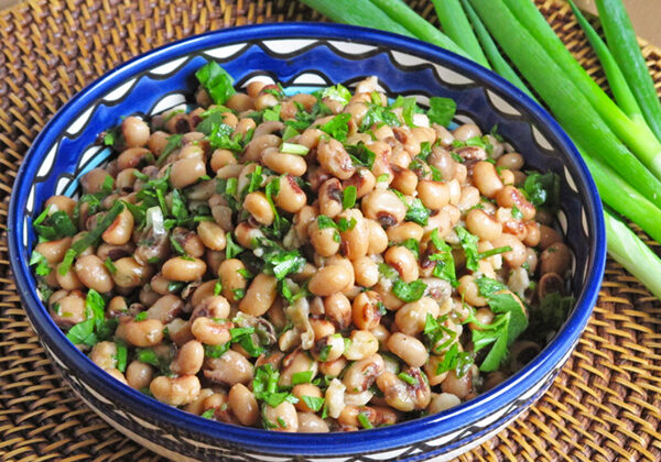 Black Eyed Pea Salad