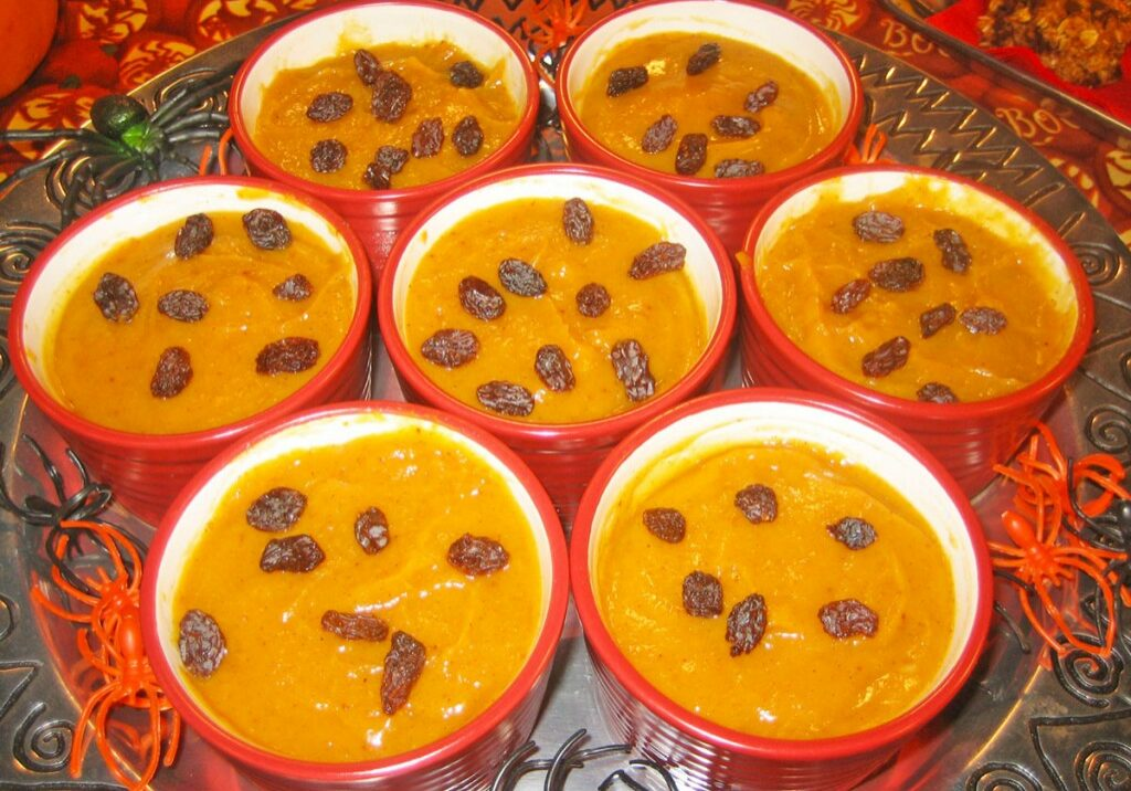 Easy Pumpkin Pudding
